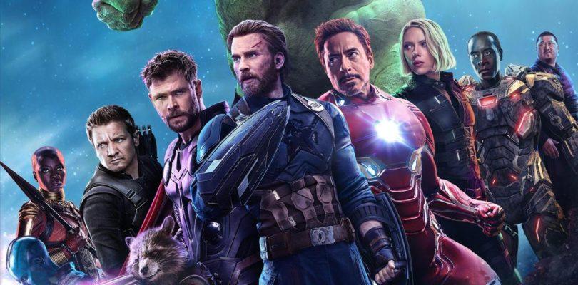 """""""Avengers 4"""" terminó sus filmaciones y entra en etapa de postproducción"""