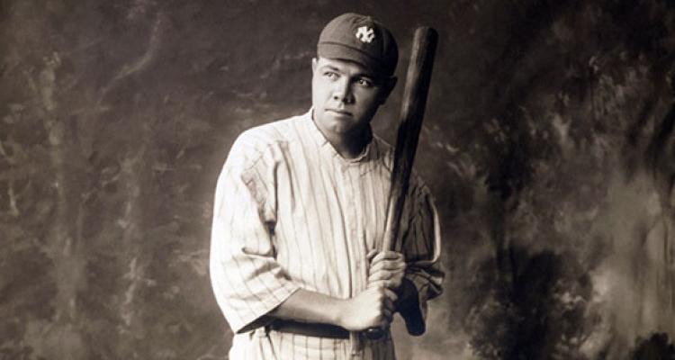 Subastado en $2.000.000 el recibo de la venta de Babe Ruth a los Yankees
