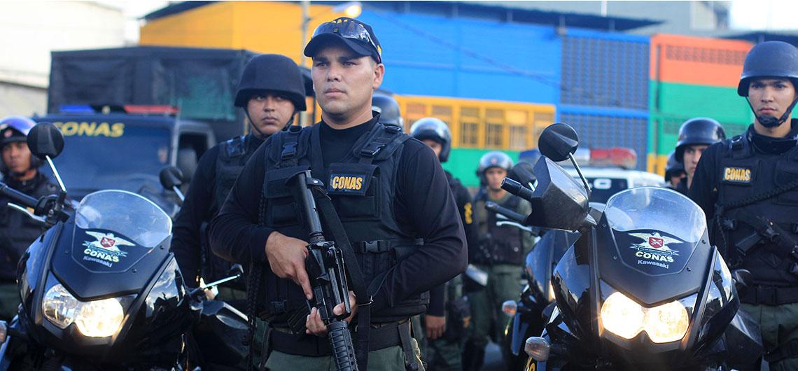 Disminuye en 41% delito de secuestro en Venezuela
