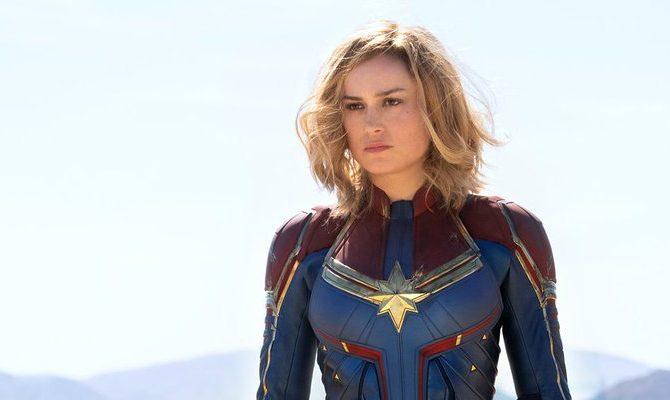 Marvel cambia poster de Capitana Marvel por quejas de los fans