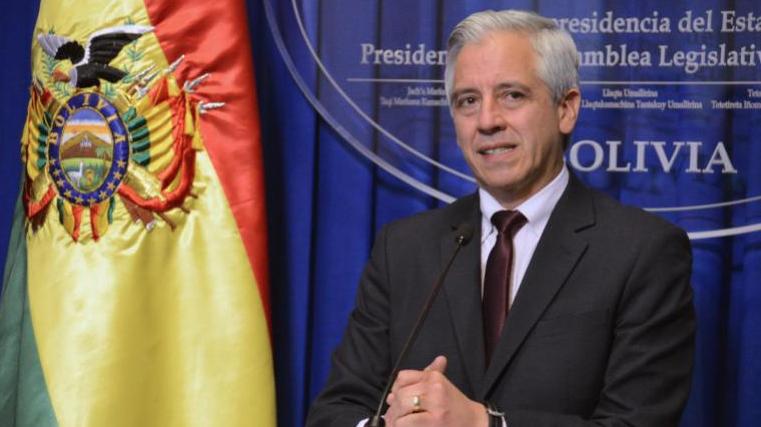 """Vicepresidente de Bolivia dice que su país """"nunca va a renunciar a obtener una salida soberana al mar"""""""