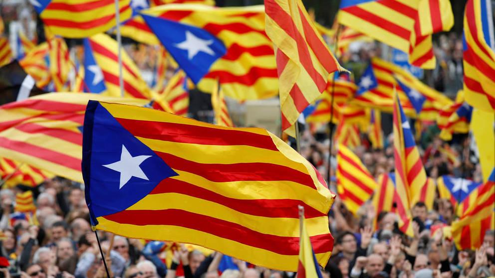 El legislativo español rechaza moción sobre referendo catalán