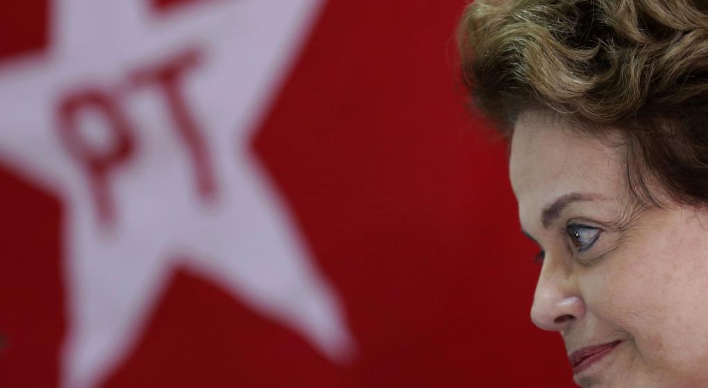 """Rousseff: """"Una candidatura que comprometa la democracia es peligrosísima"""""""