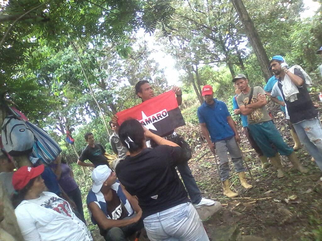 Movimiento Tupamaro desmiente agresiones hacia campesinos en Mérida