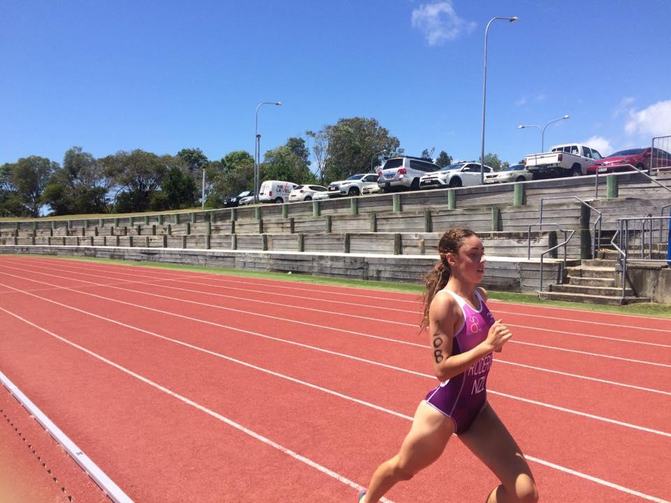Una atleta va a los JJ.OO. de la juventud gracias a una colecta