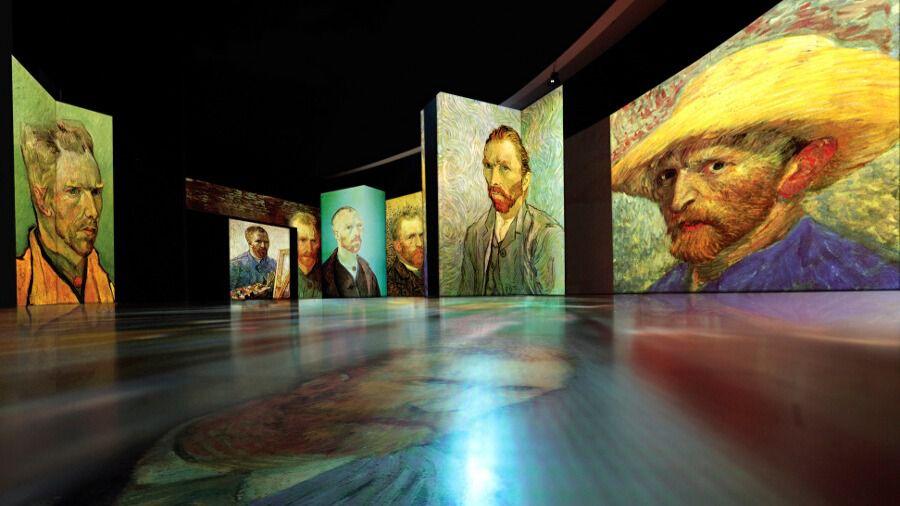 Exposición multimedia sobre Vincent Van Gogh ha recorrido más de 80 ciudades
