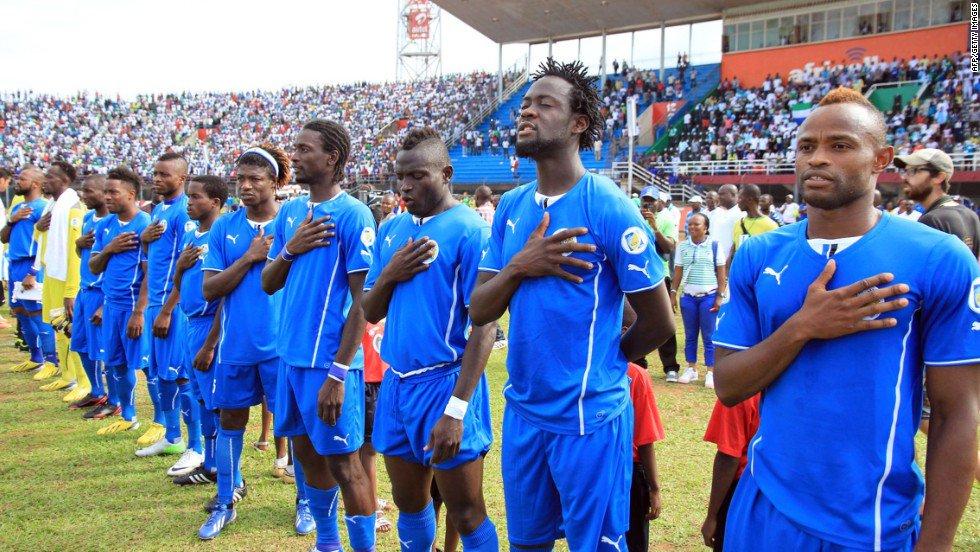 FIFA supenede a Sierra leona