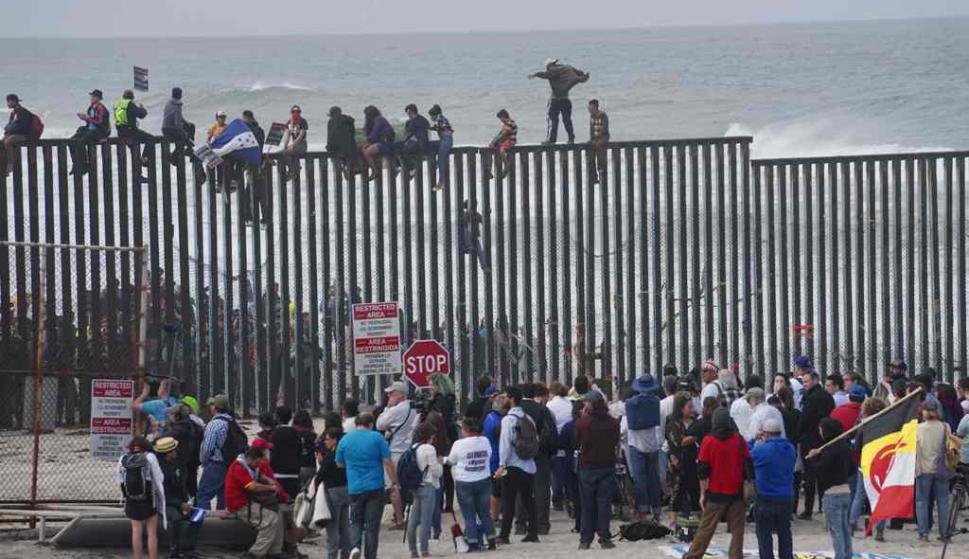 México rechaza las burdas amenazas de cierre de frontera de Trump