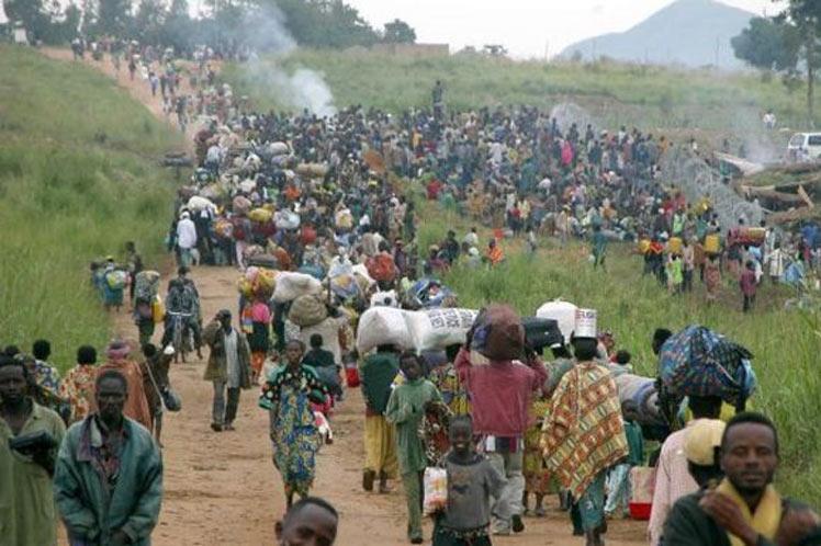 Angola refuerza su política migratoria para evitar la extracción de piedras preciosas