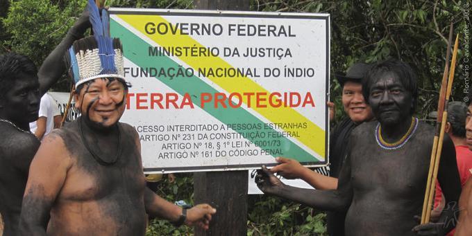 Brasil: Unión y Funai condenadas a pagar por retraso en demarcación de tierras