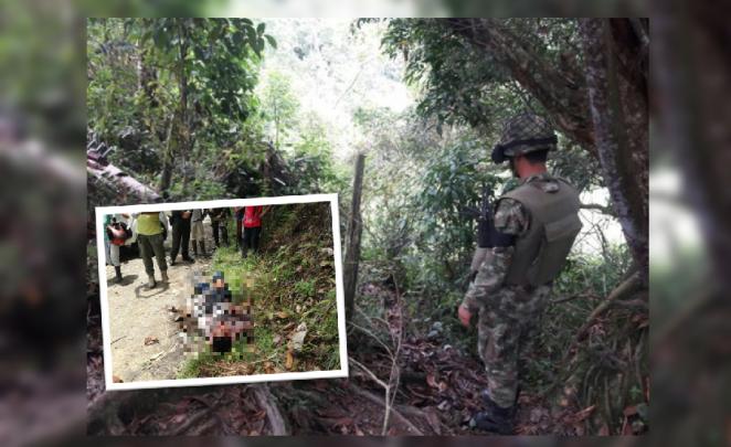 Asesinan a tres indígenas en el Putumayo