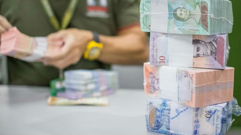 Los precios de los alimentos suben casi a diario en Venezuela