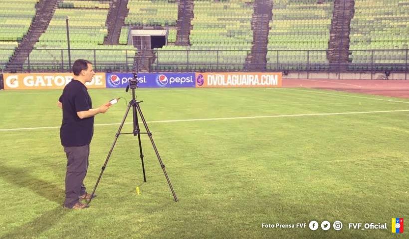 Conmebol inspecciona estadios para licencia de clubes en Venezuela