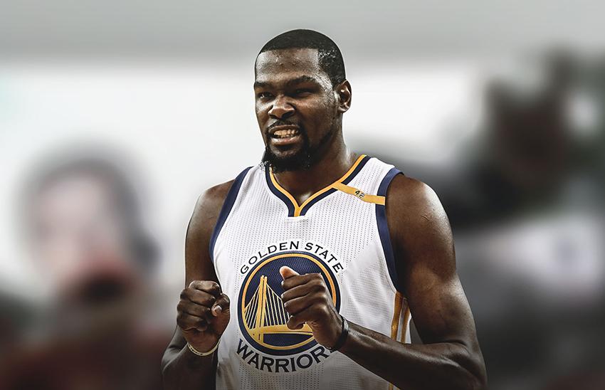 Kevin Durant podría abandonar los Warriors la próxima temporada