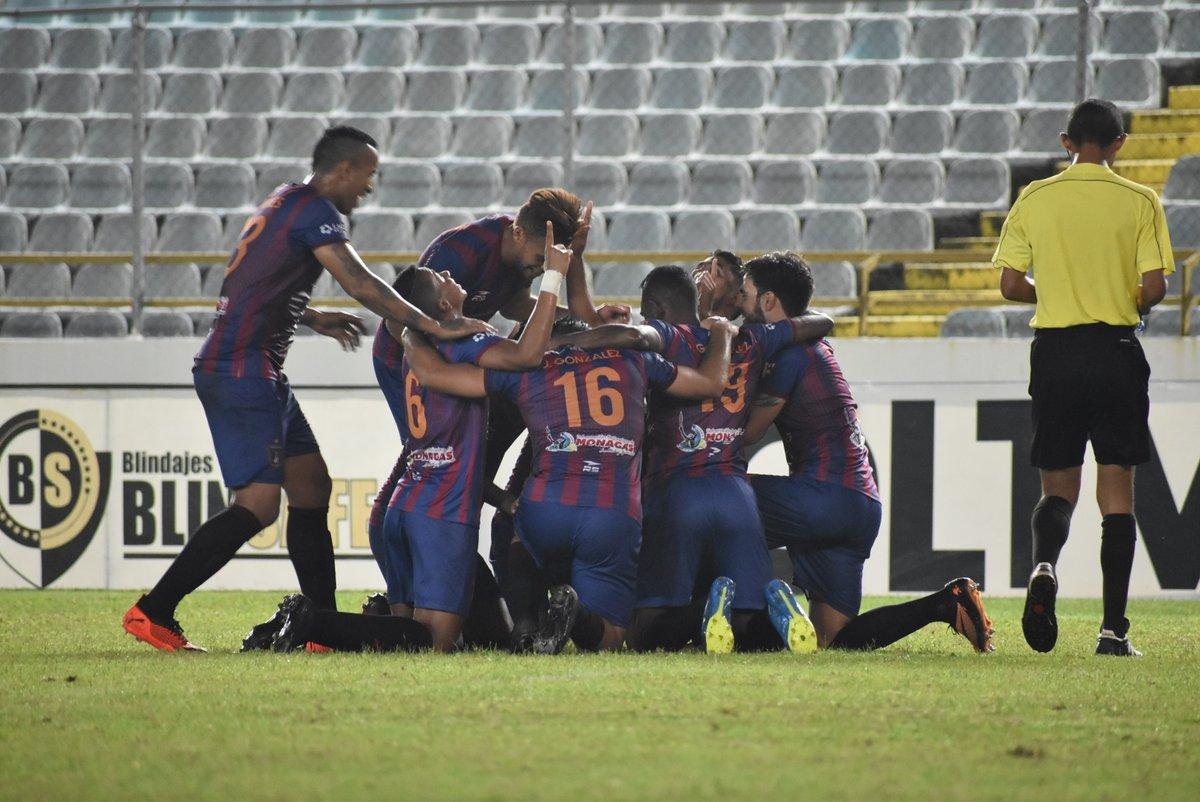 Monagas encabeza Torneo Clausura