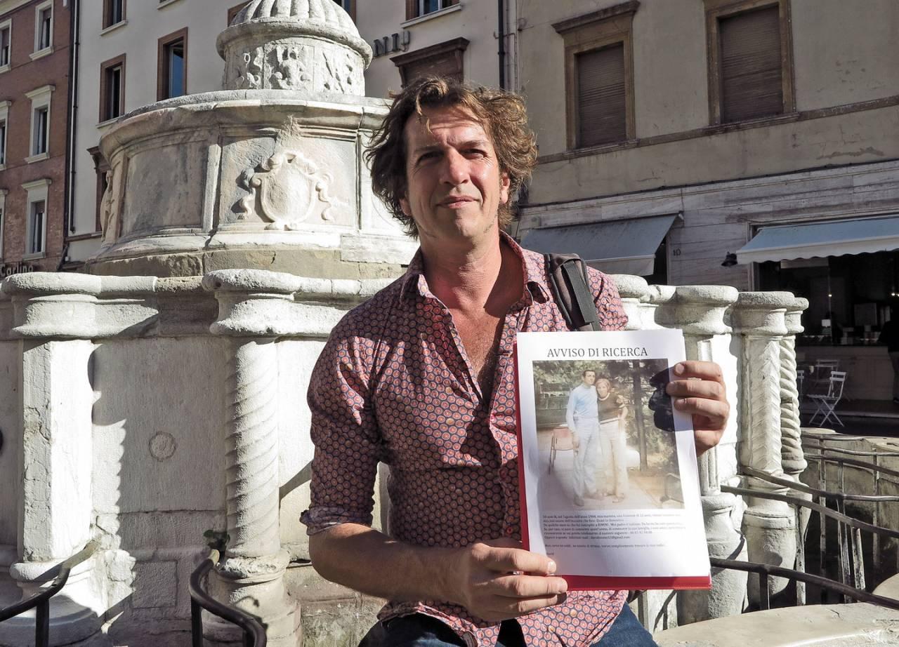 Luego de 50 años un francés busca a su padre biológico en Italia
