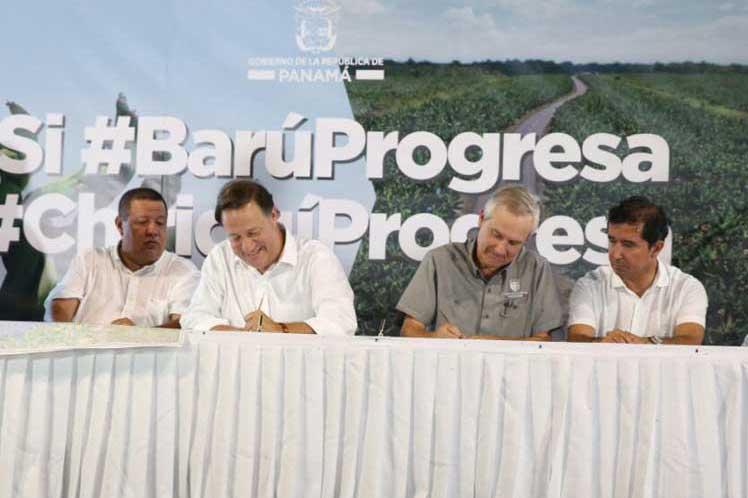 Denuncian complicidad del Gobierno en desalojo de campesinos panameños