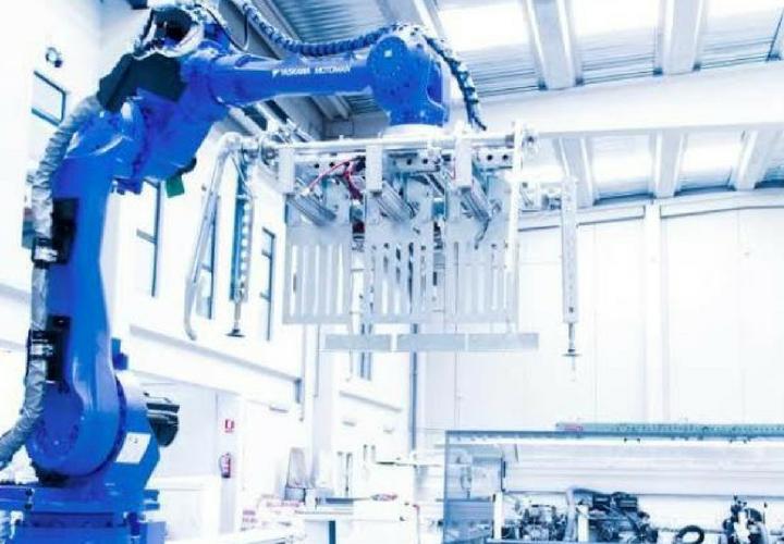 Fábrica de robots para construir más robots operará en China para 2020