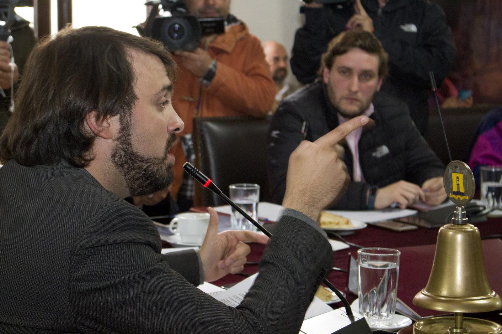 Sharp por término de contrato con empresa de parquímetros: «Se hizo justicia con Valparaíso»