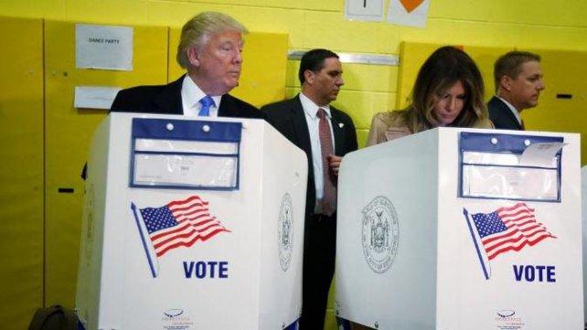 Trump: Si ganan los demócratas, EE. UU. se convertirá en Venezuela