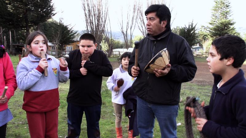 Documental sobre educador mapuche se exhibirá en Valparaíso y La Ligua