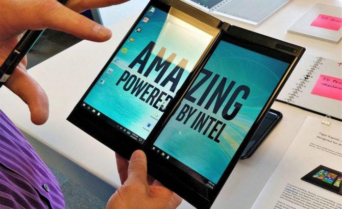 Computadoras portátiles con doble pantalla, una realidad tecnológica