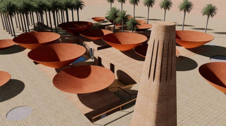 Diseño arquitectónico: Crean tejados para contrarrestar la escasez de agua