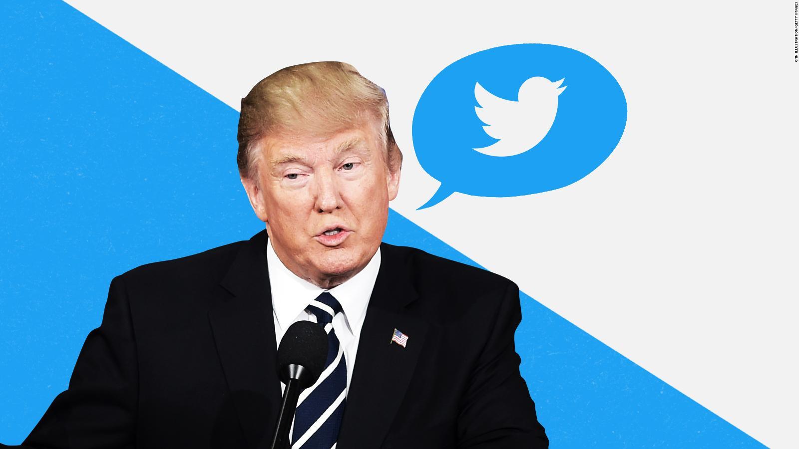 ¿Excusa?: Twitter atribuye reducción de seguidores de Trump a eliminación de cuentas falsas
