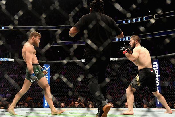 McGregor busca la revancha con el ruso: «La guerra continúa»