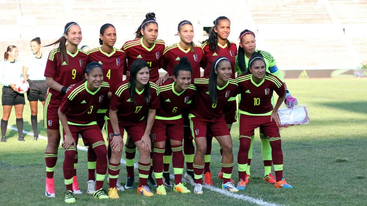 Guerreras Vinotinto ascienden cuatro peldaños en ranking FIFA