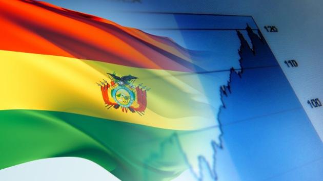 Evo Morales destacó exito de su plan de gobierno en la economia