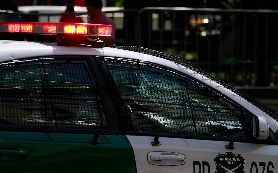 Carabineros ebrios chocaron y dijeron haber sido asaltados: Fueron dados de baja de la institución