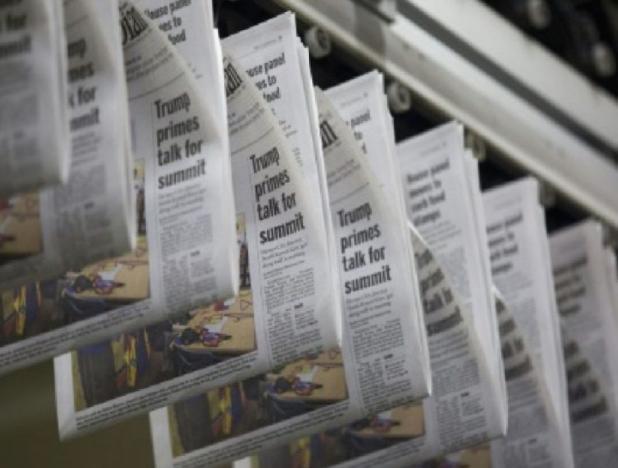 En el Gobierno de George W. Bush de Estados Unidos cerraron sus puertas casi dos mil periódicos