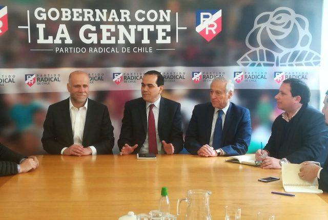 """""""Convergencia Progresista"""": La nueva alianza política del PS, el PPD y los Radicales"""