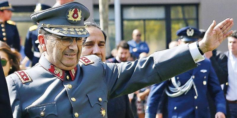 Dictan procesamiento contra ex jefe del departamento de pasajes y fletes del Ejército por fraude al fisco