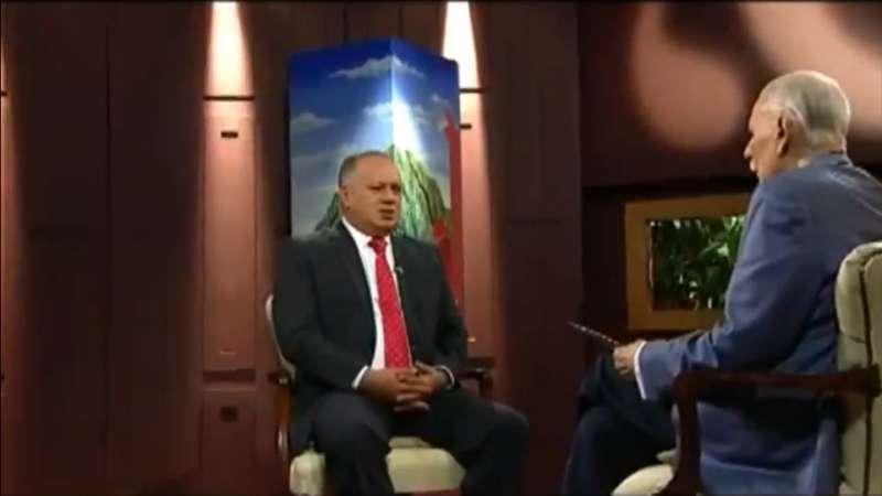 Cabello: Oposición promueve un Golpe de Estado para solucionar sus problemas políticos