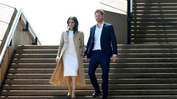 (Fotos) Una famosa influencer será la niñera del bebé del Príncipe Harry y Meghan Markle