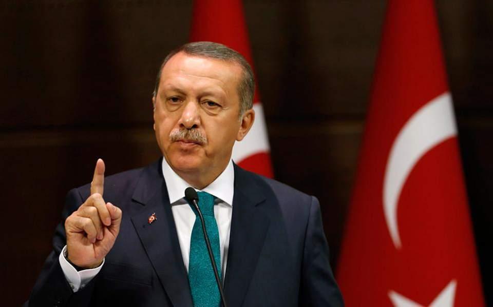 «Turquía no sucumbirá al chantaje ni a las amenazas», advierte Erdogan a EE. UU.