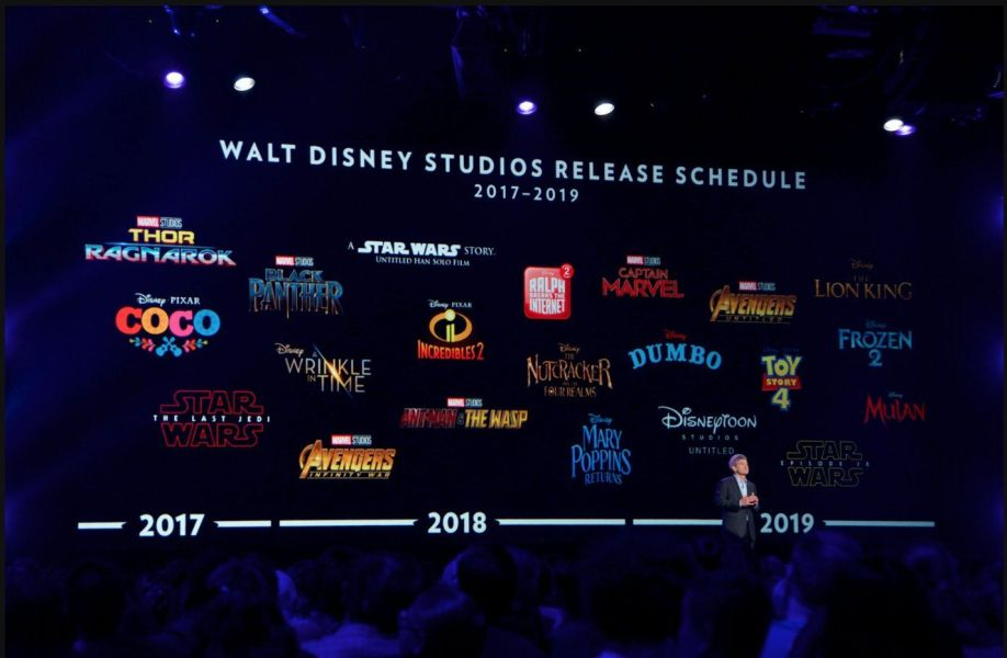 Marvel, Star Wars y Walt Disney modificaron su calendario de estrenos
