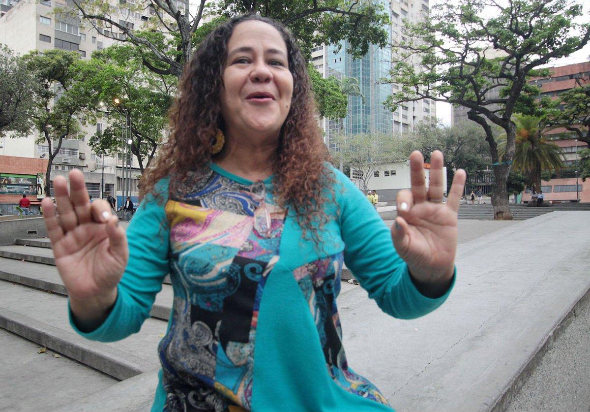 Narradora oral venezolana Flora Ovalles lleva a México sus historias de duendes y encantos