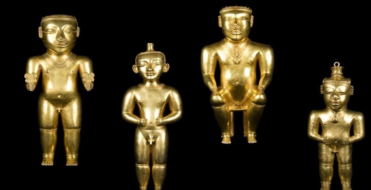 Estados Unidos entrega a Colombia 38 reliquias precolombinas