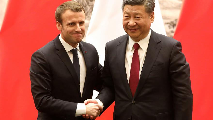 Francia y China: celebran luego de lograr con éxito el lanzamiento del SatéliteCsosat
