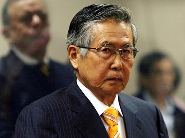 """(Video) Fujimori pide clemencia porque su """"corazón no va a soportar"""" el reingreso a prisión"""