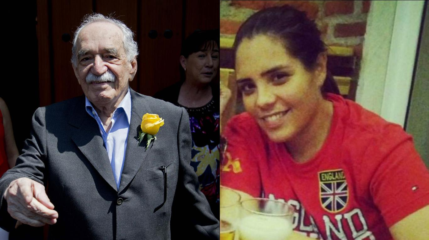 Secuestradores piden 5 millones de dólares para liberar a sobrina de García Márquez