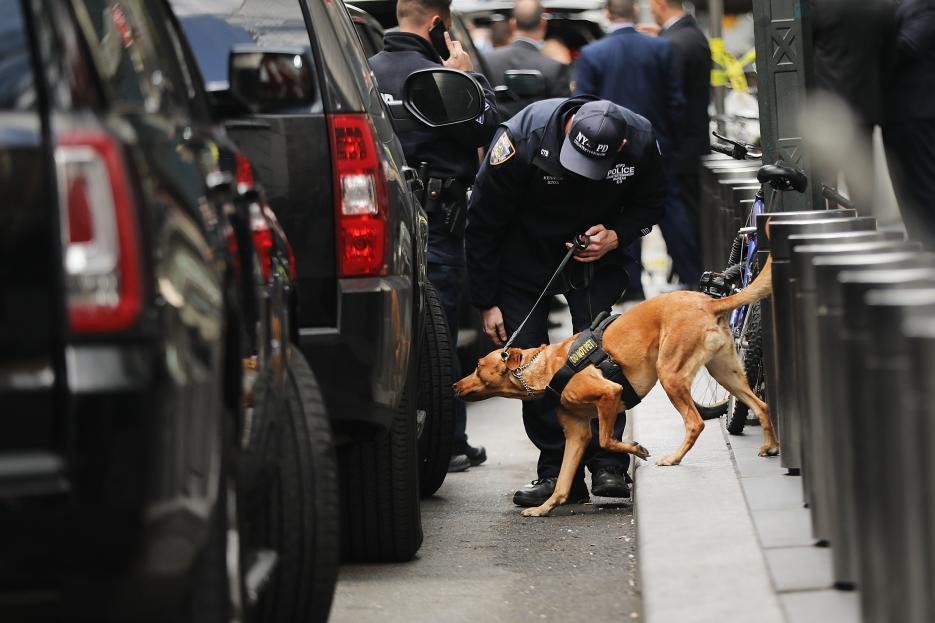 """Pánico en EE. UU. por envío de """"paquetes explosivos"""" a Obama, Hillary y CNN"""
