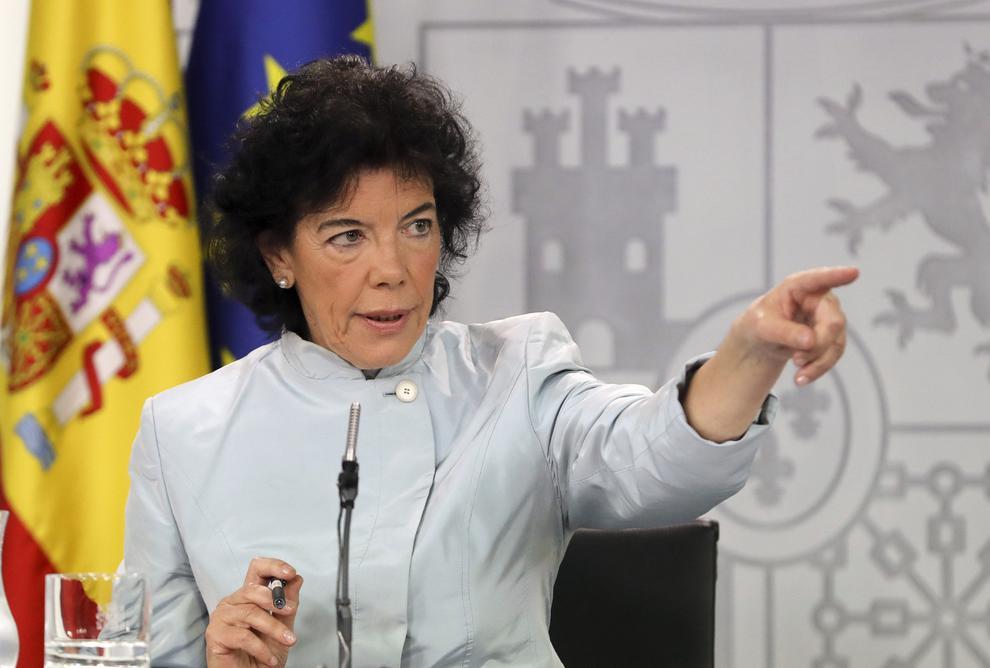 """Gobierno de Pedro Sánchez le dice a Torra que """"no acepta ultimátums"""""""