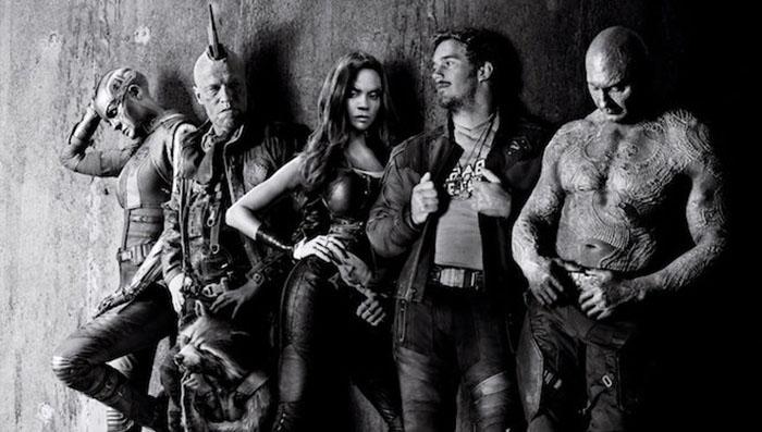 """""""Guardianes de la galaxia 3"""" ya tiene guión y fecha de rodaje"""