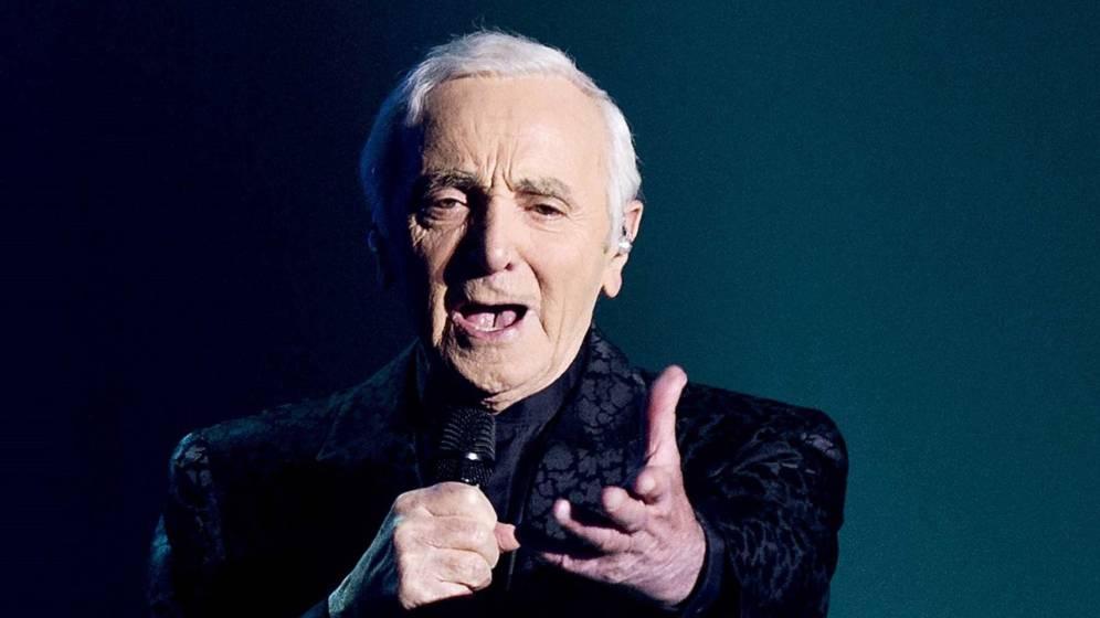 Fallece el cantante francés Charles Aznavour a los 94 años