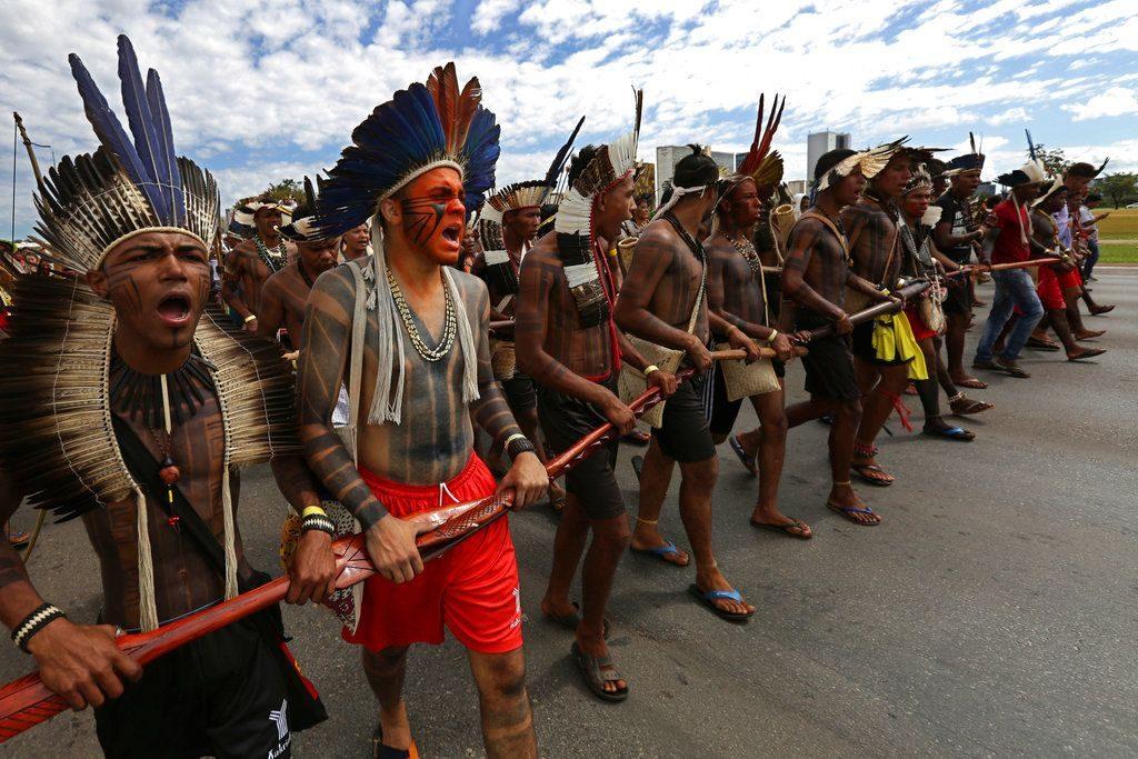 Cuatro acciones violentas contra comunidades indígenas brasileñas