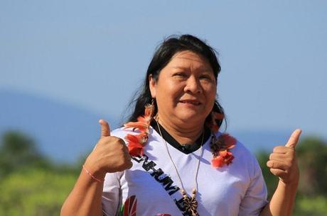 Roraima elige a la primera  mujer indígena diputada